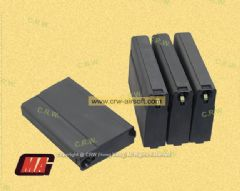 MAG 190rd Real Finish METAL Magazine for M14 AEG (4pcs)